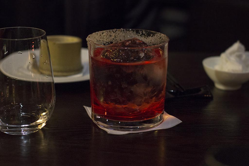 Cocktail, Sushi B, Nobuya Niimori, Brera, Milano