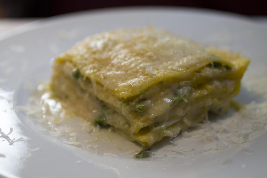 lasagne, Da Amerigo, Chef Alberto Bettini, Savigno, Bologna