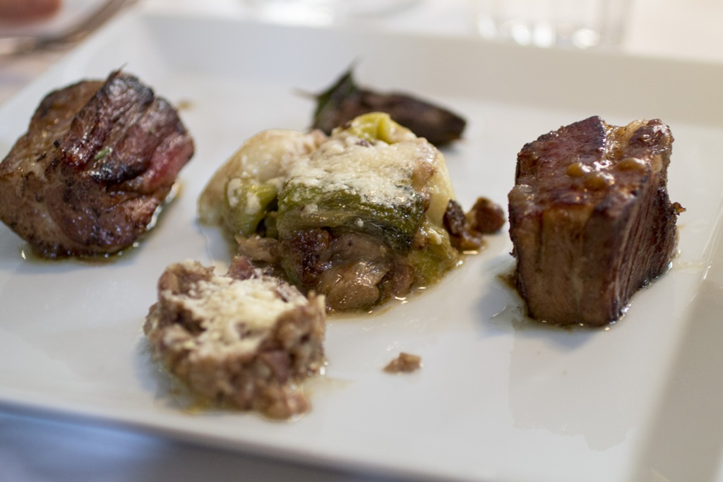 maialino, Da Amerigo, Chef Alberto Bettini, Savigno, Bologna
