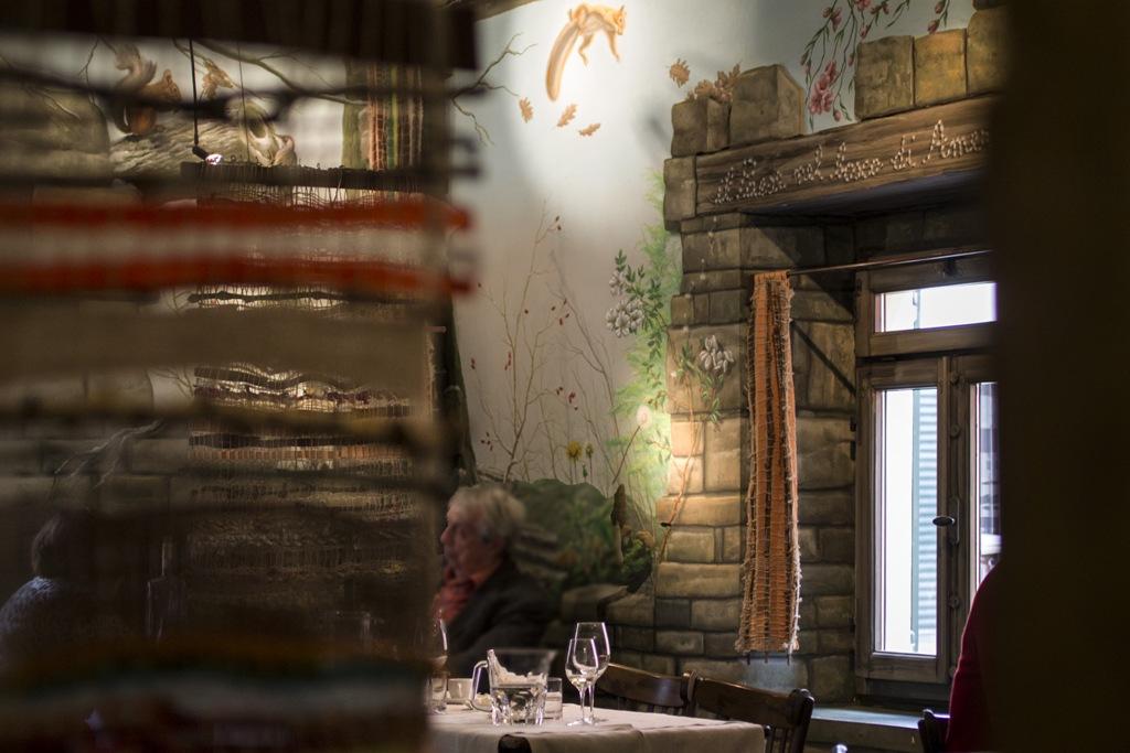 Da Amerigo, Chef Alberto Bettini, Savigno, Bologna