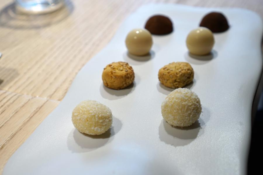 piccola pasticceria, Il Grano di Pepe, Chef Rino Duca, Ravarino, Modena