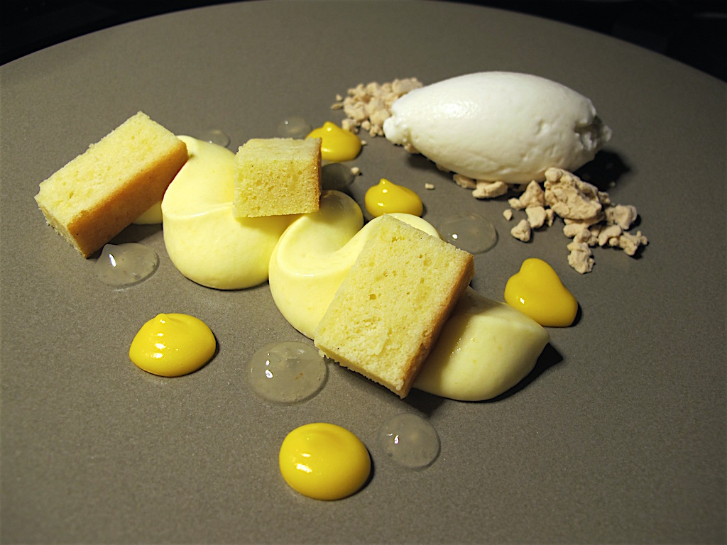 Delizia al limone, Per me, Chef Giulio Terrinoni, Roma