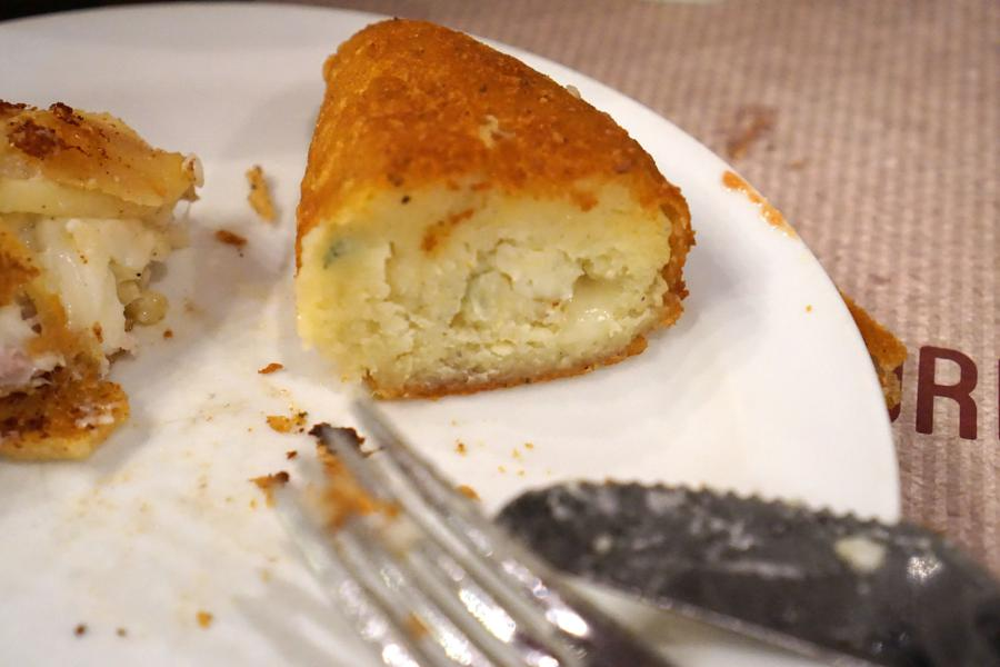 crocchè, Pizzeria Salvo, Francesco e Salvatore Salvo, San Giorgio a Cremano, Napoli
