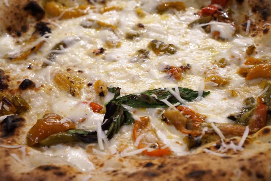pizza, pappacelle, Pizzeria Salvo, Francesco e Salvatore Salvo, San Giorgio a Cremano, Napoli