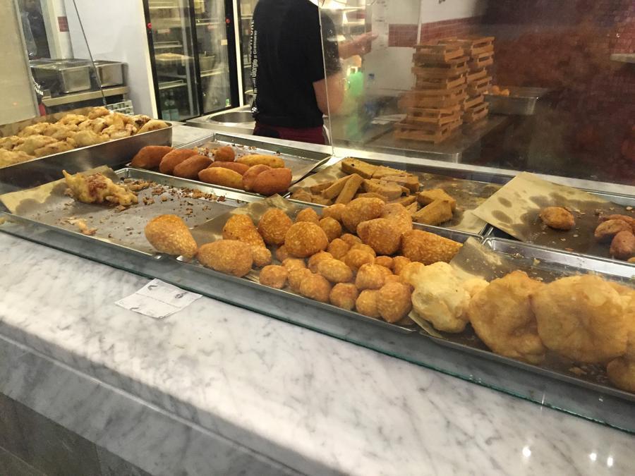 fritti, Pizzeria Salvo, Francesco e Salvatore Salvo, San Giorgio a Cremano, Napoli