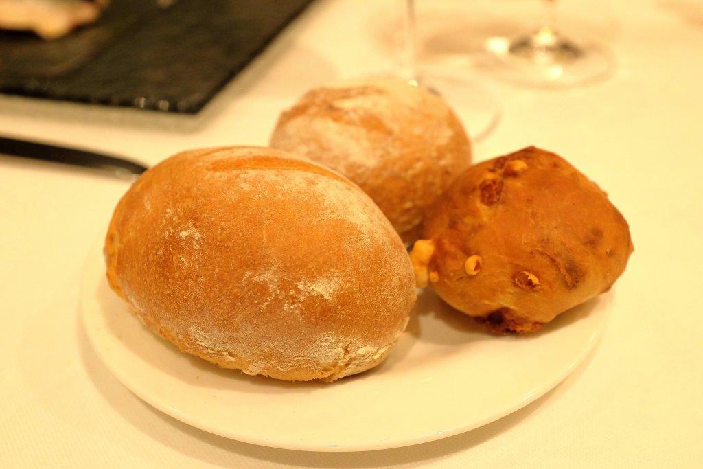 ottimo pane, Taverna del Capitano, Chef Alfonso Caputo, Nerano, Napoli