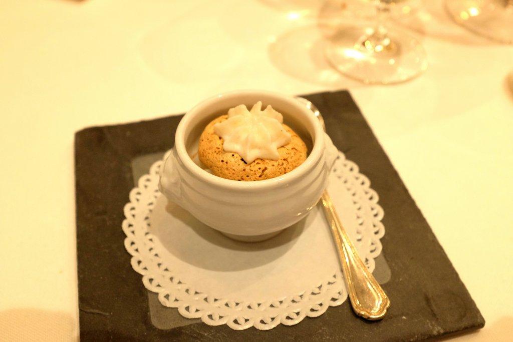pre dessert, Taverna del Capitano, Chef Alfonso Caputo, Nerano, Napoli