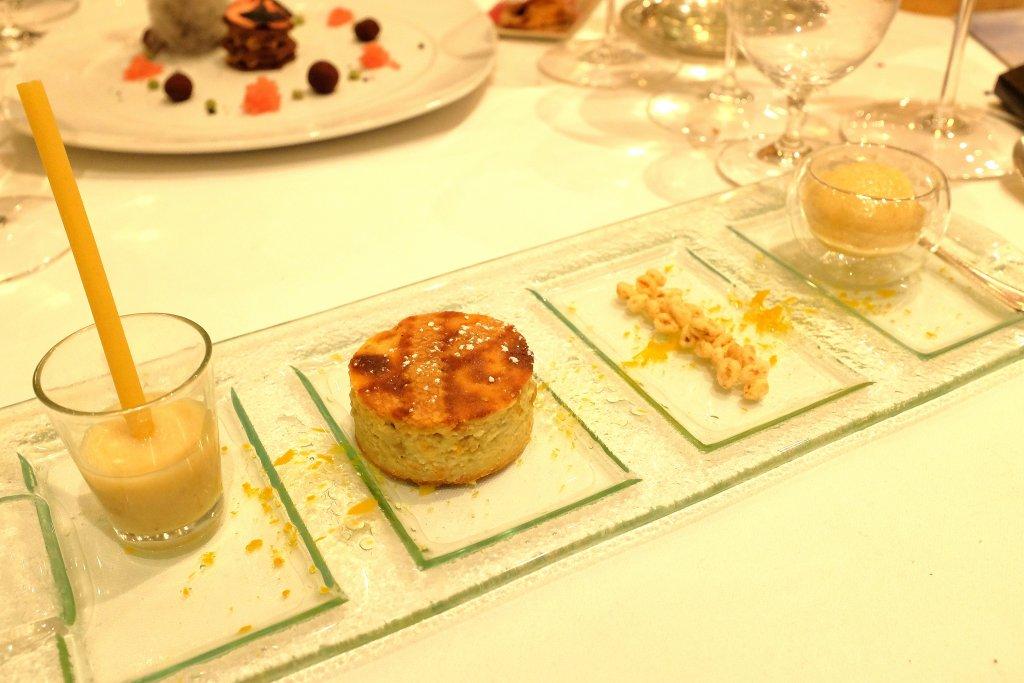 pastiera, Taverna del Capitano, Chef Alfonso Caputo, Nerano, Napoli