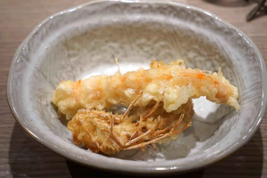 tempura, Bissoh, Chef Mikihiko Sawahata, Beune, France