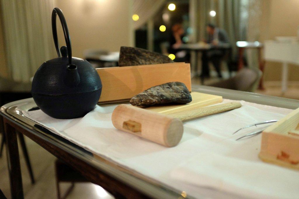Katsuobushi, Kresios, Chef Giuseppe Iannotti, Telese Terme, Benevento