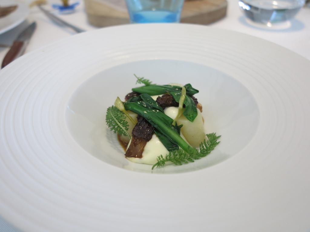 Spugnole, favette, Mirazur, Chef Mauro Colagreco, Menton, France