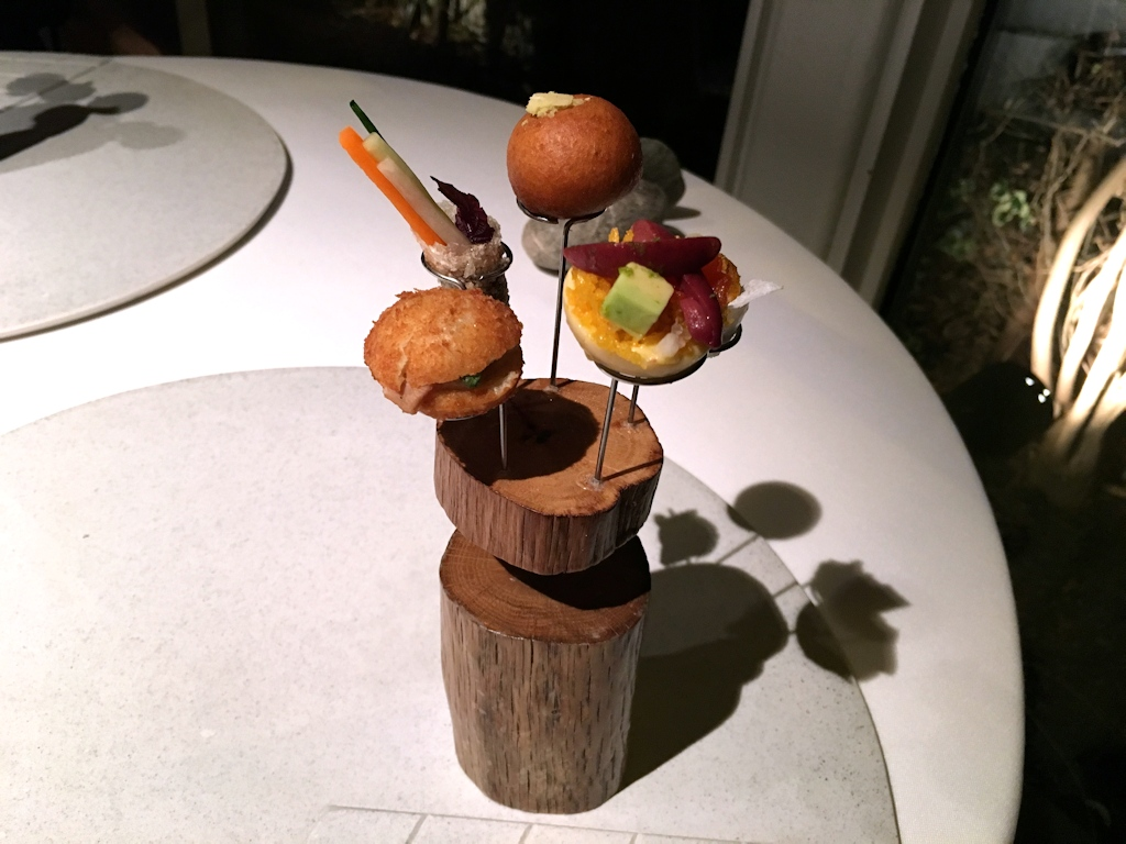 Amuse-bouche, El Celler de Can Roca, Chef Joan Roca, Girona, The World's 50 Best Restaurants
