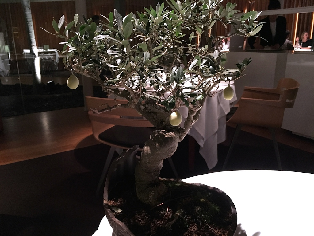 olive verdi gelate, El Celler de Can Roca, Chef Joan Roca, Girona, The World's 50 Best Restaurants
