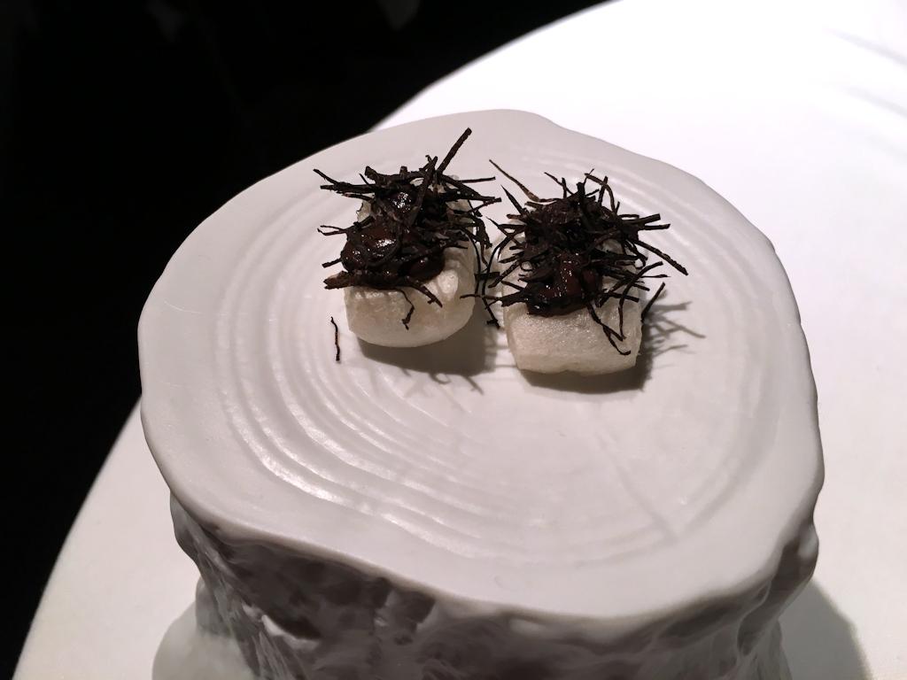 pane di riso, El Celler de Can Roca, Chef Joan Roca, Girona, The World's 50 Best Restaurants
