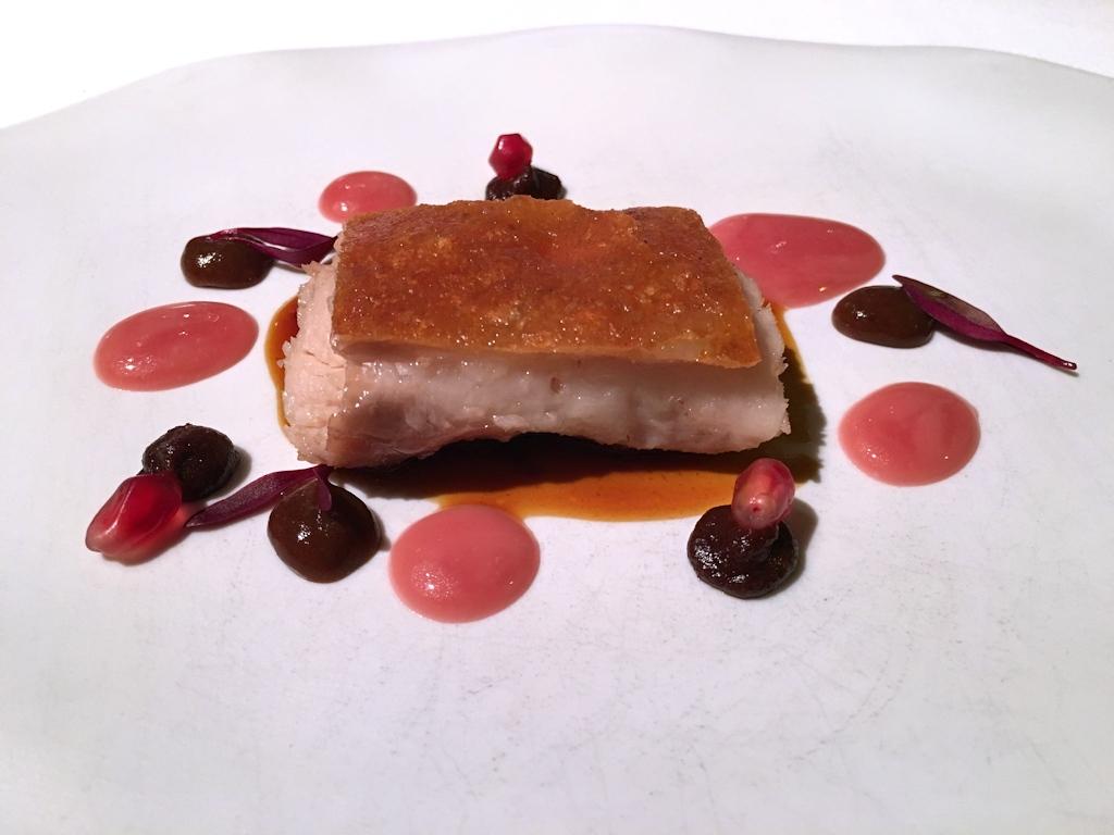 Maialino iberico, El Celler de Can Roca, Chef Joan Roca, Girona, The World's 50 Best Restaurants