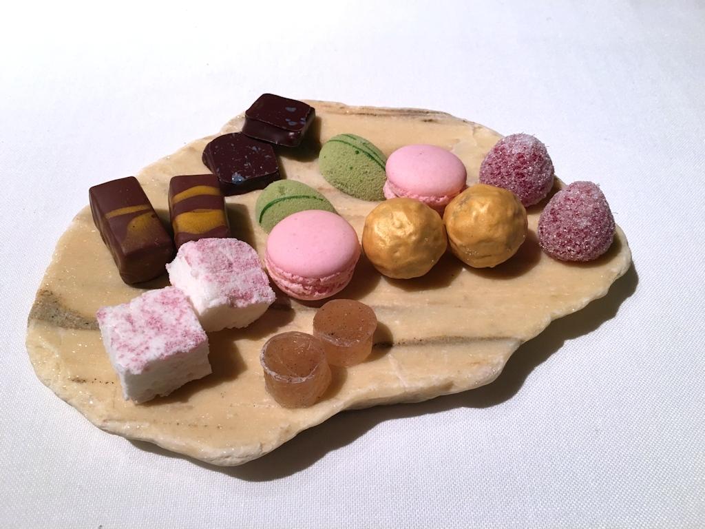 petit fours, El Celler de Can Roca, Chef Joan Roca, Girona, The World's 50 Best Restaurants