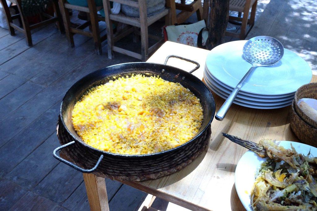 riso, Ses Boques,Ibiza, Es Cubelles, Spagna