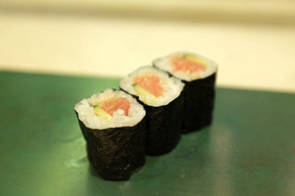 Maki, Sushi B, Chef Masayoshi Hanada, Paris