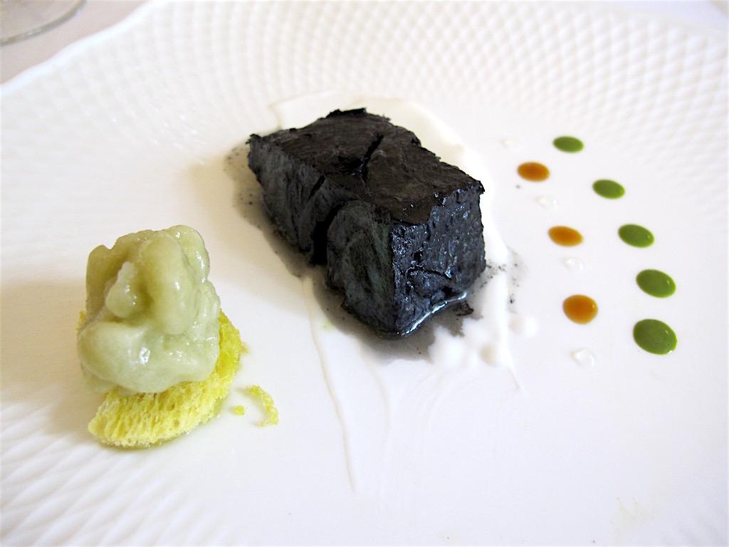 baccalà black&white, San Giorgio, Chef Andrea Viola, Valerio Volpi, Maccarese, Roma