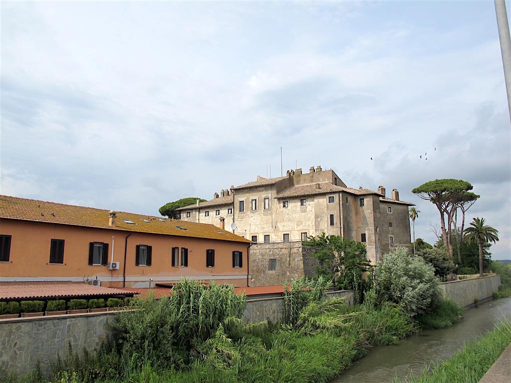 castello, San Giorgio, Chef Andrea Viola, Valerio Volpi, Maccarese, Roma
