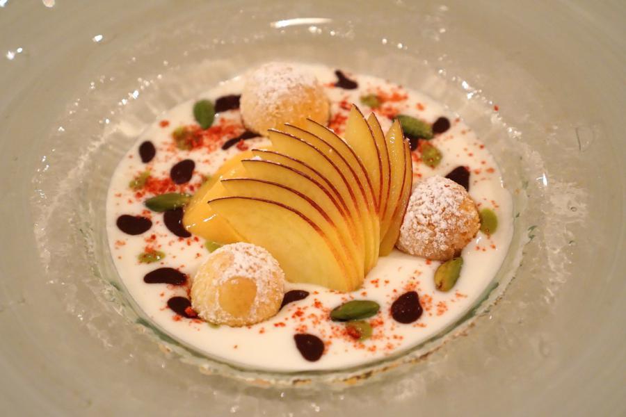 Dessert, Accursio, Chef Accursio Craparo, Modica, Ragusa