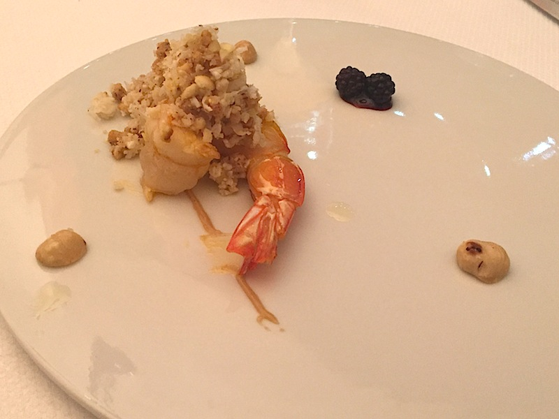 Gamberone, Maison Decoret, Chef Jacques Decoret, Vichy, France