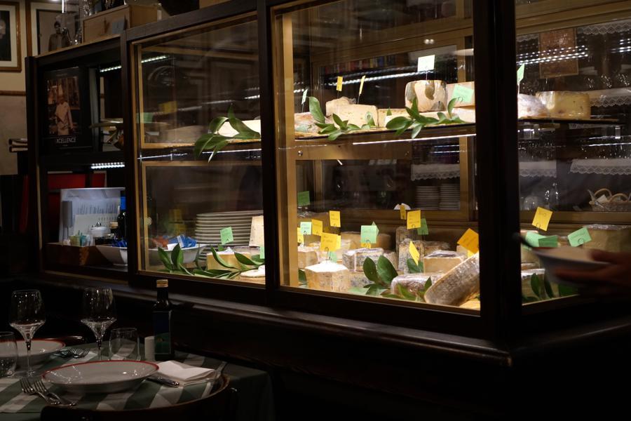 formaggio, Al Pompiere, Chef Marco Dandrea, Verona