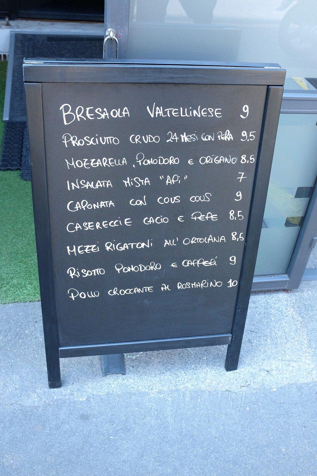 Osteria Le Api, Chef Hide Matsumoto, Milano