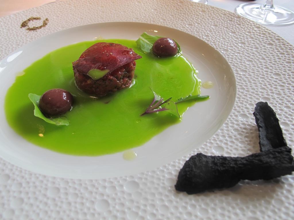 olive nere, Martin Berasategui, Lasarte-Oria (Gipuzkoa), Paesi Baschi
