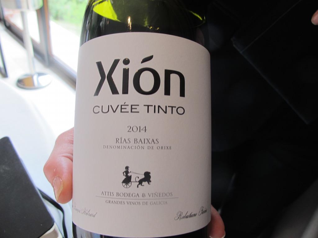 vino, Martin Berasategui, Lasarte-Oria (Gipuzkoa), Paesi Baschi