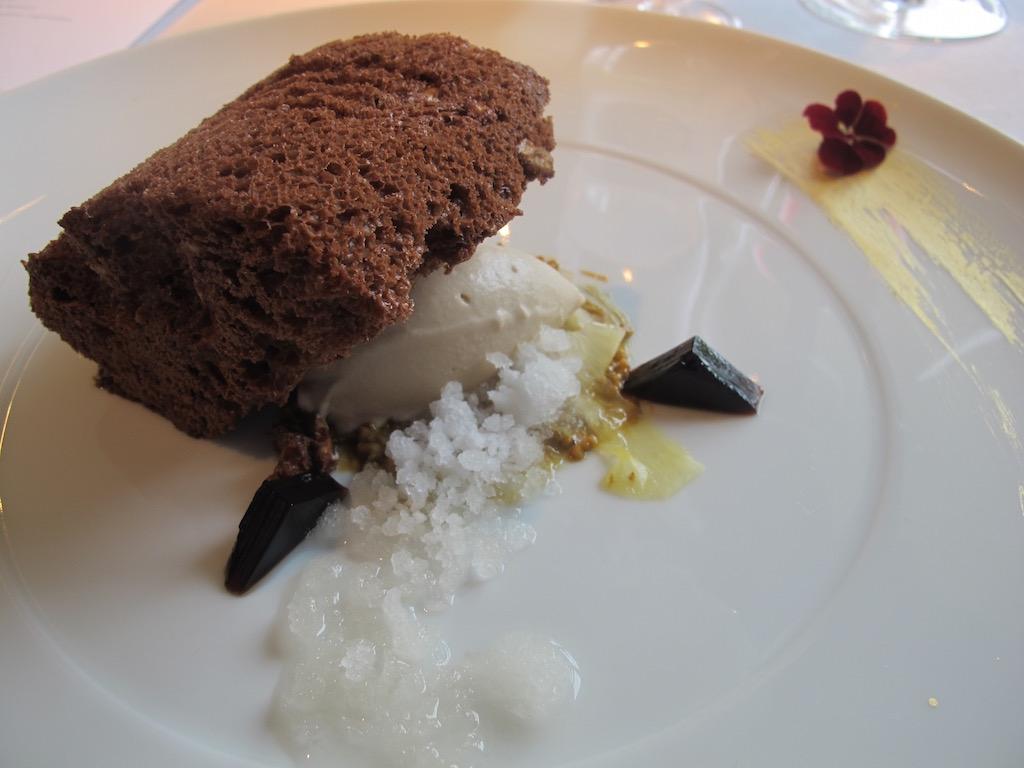 dessert, Martin Berasategui, Lasarte-Oria (Gipuzkoa), Paesi Baschi