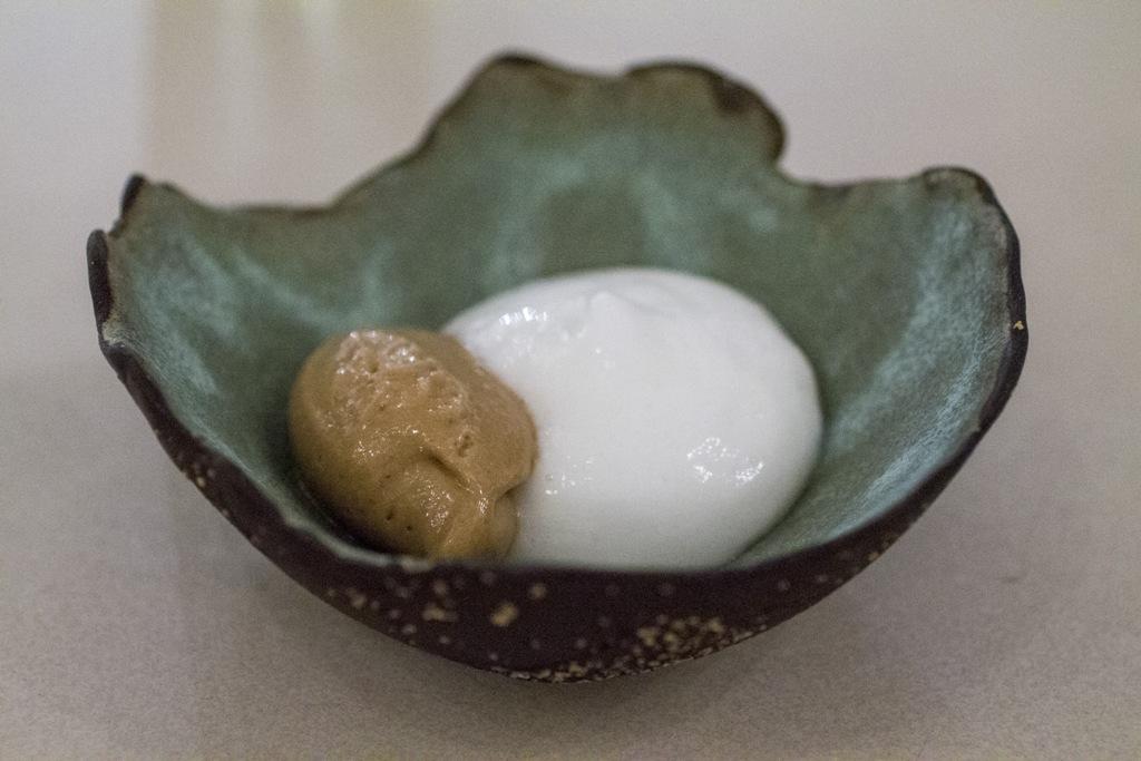 dessert, Blanca, Chef Carlo Mirarchi, Brooklyn