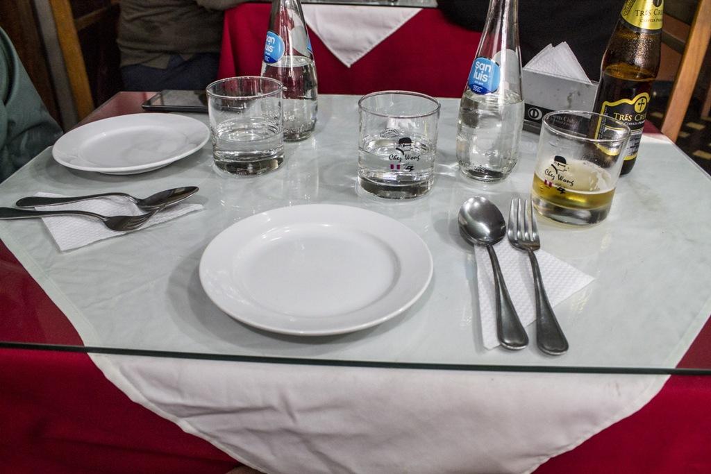 mis en place, Chez Wong, Chef Javier Wong, Lima, Perù