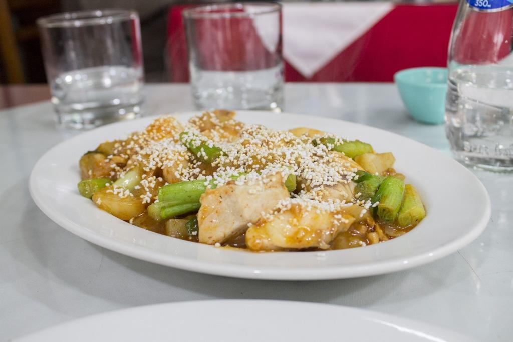 wok,Chez Wong, Chef Javier Wong, Lima, Perù