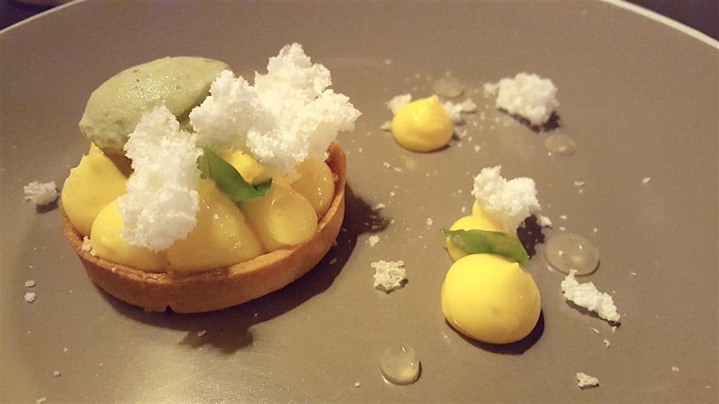 dessert, Trattoria Epiro, Roma