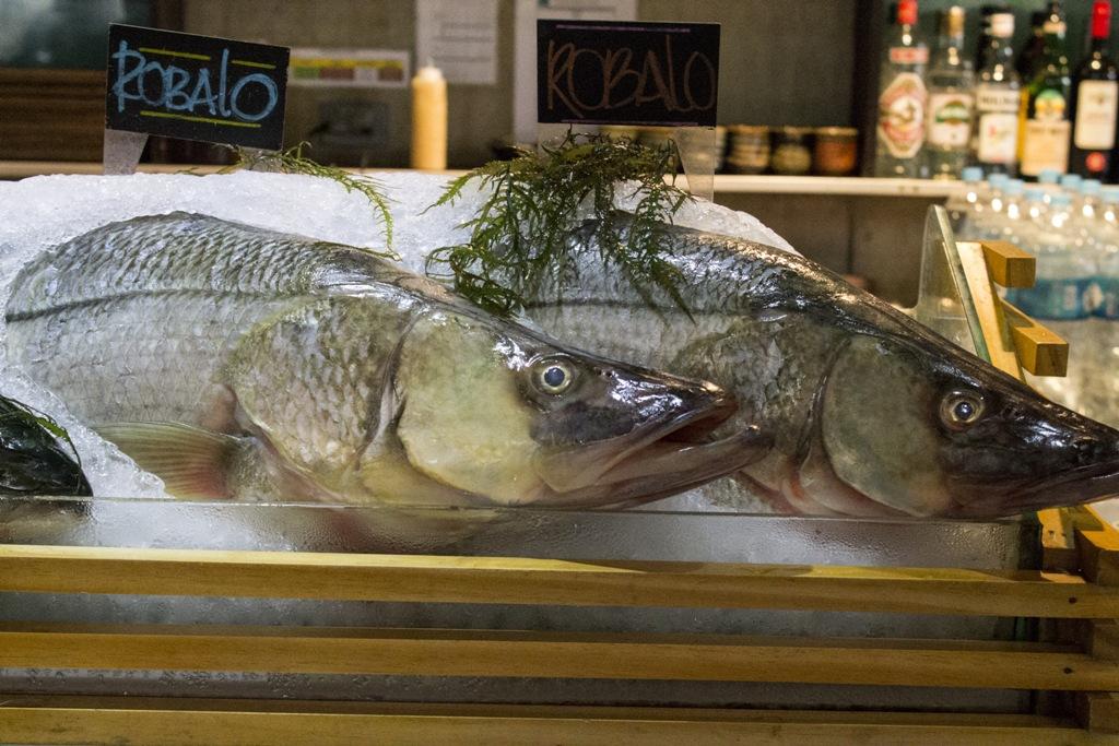 pesce, La Mar Cebicheria Peruana, Lima, Perù