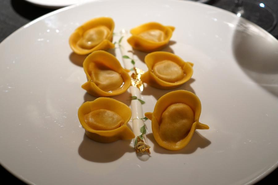 tortellini, chef Massimiliano Poggi, Trebbo, Bologna
