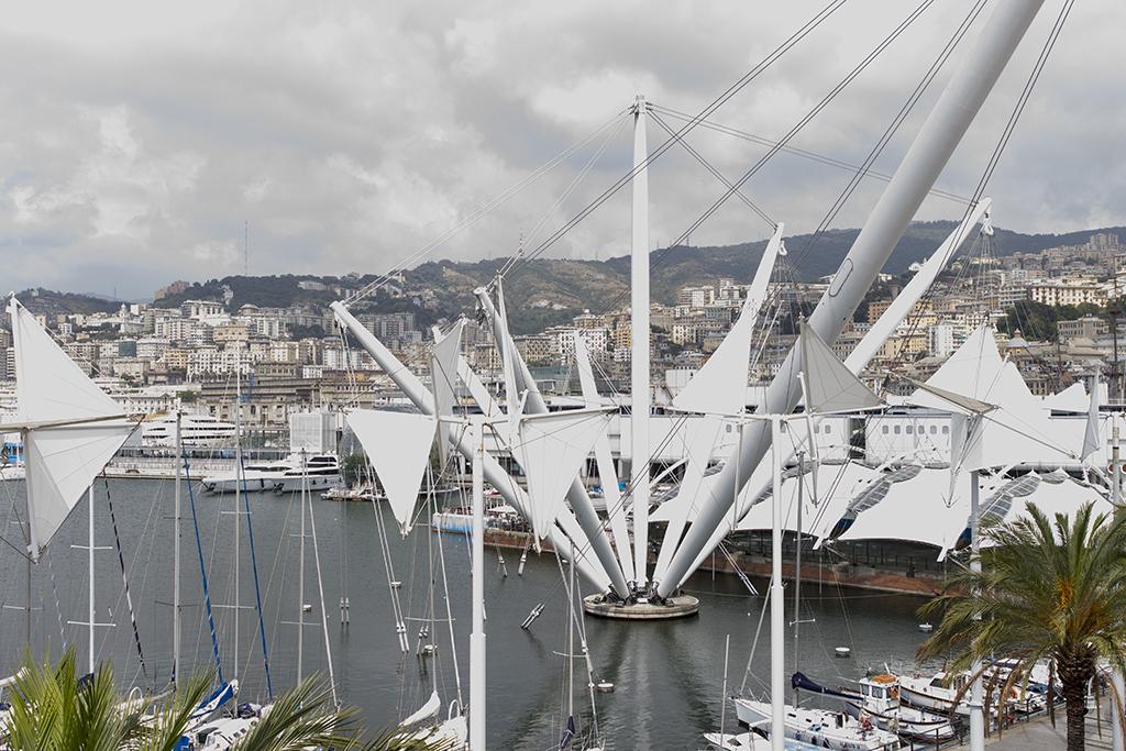 porto antico, Il Marin, Chef Marco Visciola, Eataly, Genova