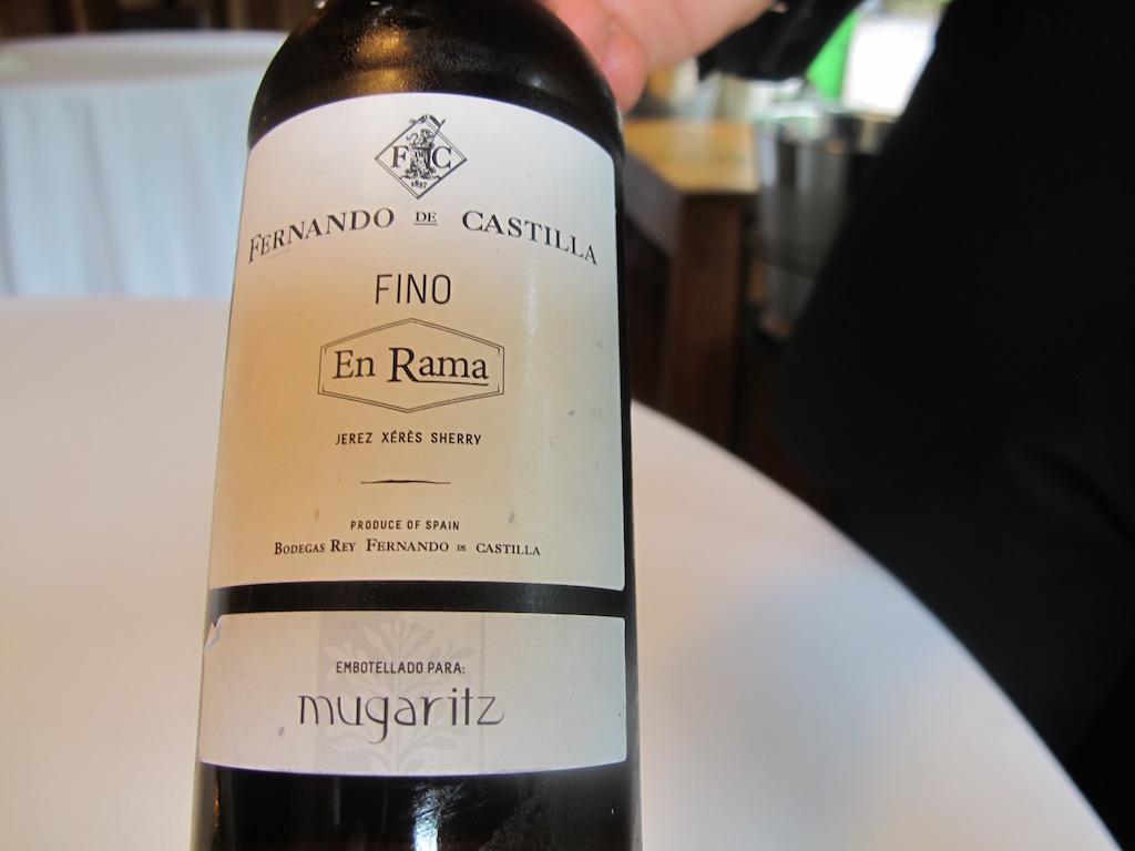 vino, Mugaritz, Chef Andoni Luis Aduriz, Errenteria Gipuzkoa, Spagna