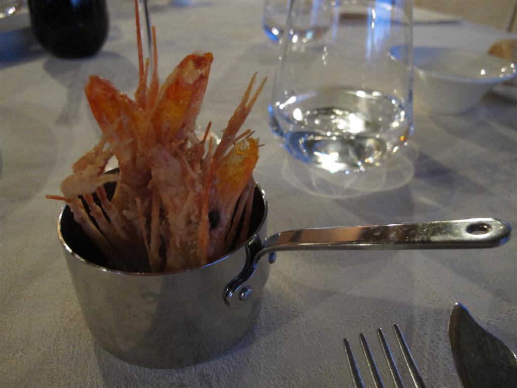 gamberi, 21.9, Chef Flavio Costa, Piovessi D'Alba, Cuneo, Piemonte