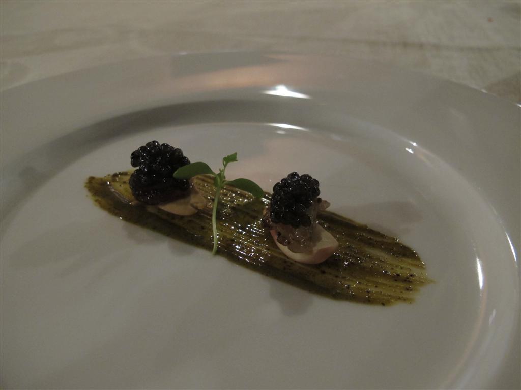 midollo, caviale, 21.9, Chef Flavio Costa, Piovessi D'Alba, Cuneo, Piemonte