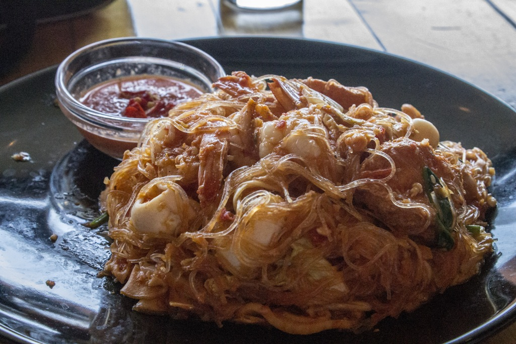 pad thai, somtum der, thai, New York