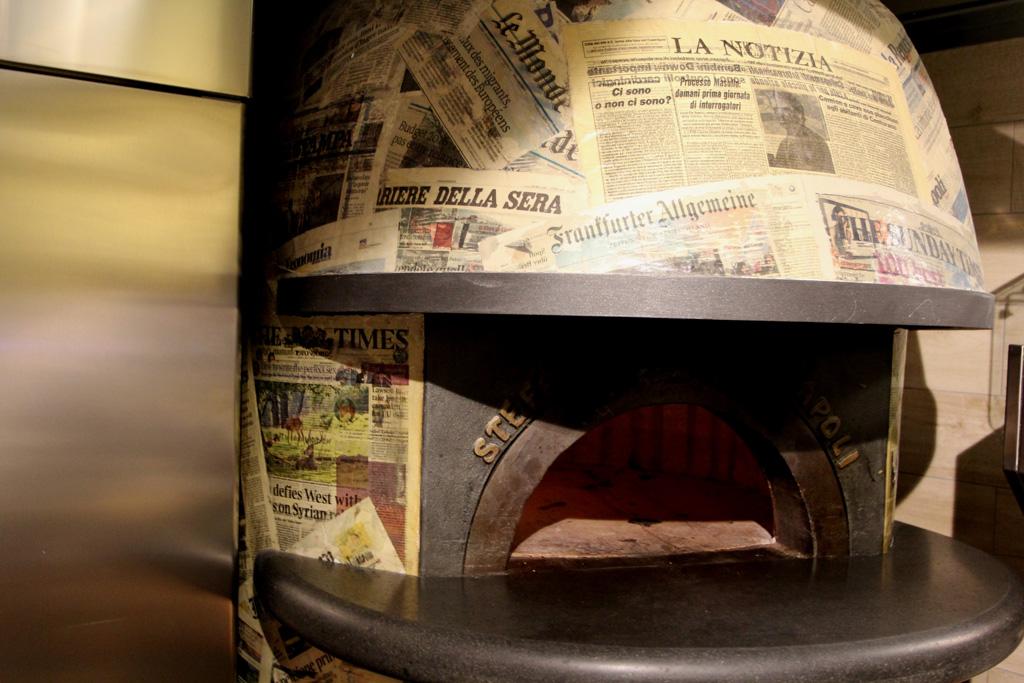 forno, 'O Sfizio d'a Notizia, Enzo Coccia, Napoli