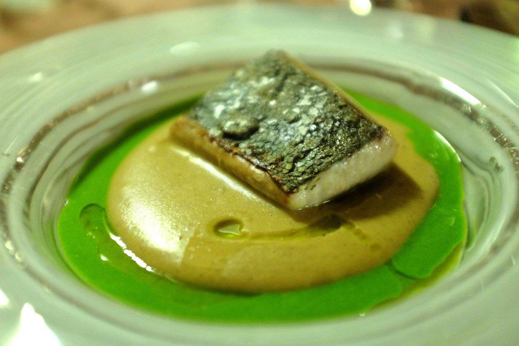 ricciola, Taverna Migliore, Chef Lorenzo Ruta, Modica, Sicilia