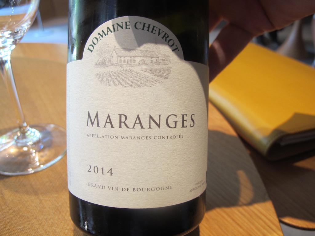 Maranges, Troisgros, Chef Michel Troisgros, César Troisgros, Roanne, France