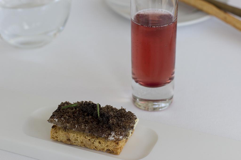 pane, burro, Uliassi, Chef Mauro Uliassi, Senigallia, Ancona, Marche