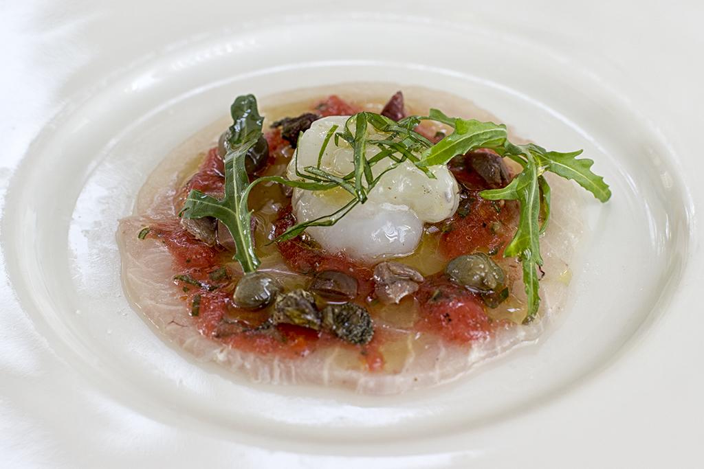 ricciola, Uliassi, Chef Mauro Uliassi, Senigallia, Ancona, Marche