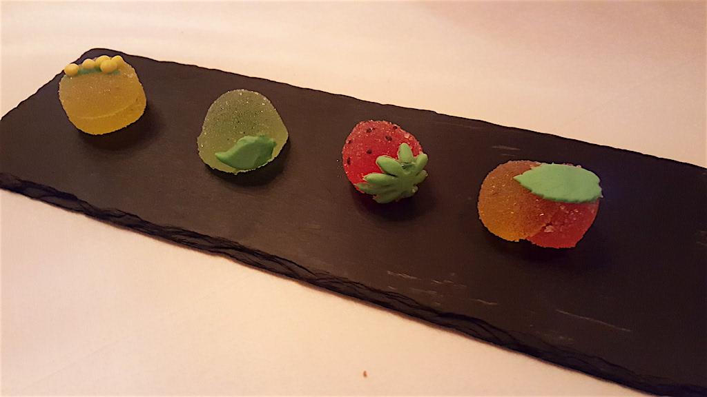 petit fours, Enoteca al Parlamento,Chef Massimo Biglietti, Roma