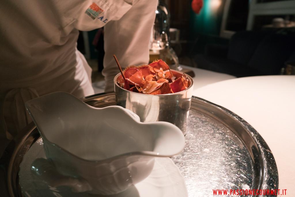 astice, Lido 84, Chef Riccardo Camanini, Gardone Riviera, Brescia