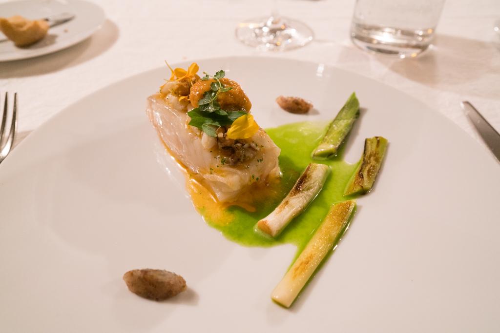 rombo, La Madernassa, Chef Michelangelo Mammoliti, Guarente, Cuneo, Piemonte